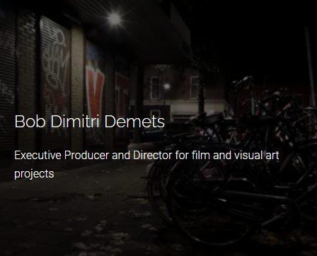 portfolio Bob Dimitri Demets